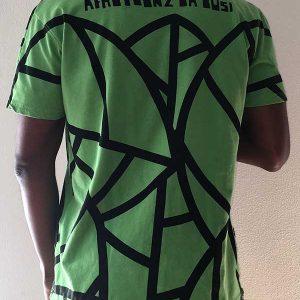 Grafiti T-shirt Afrotoonz