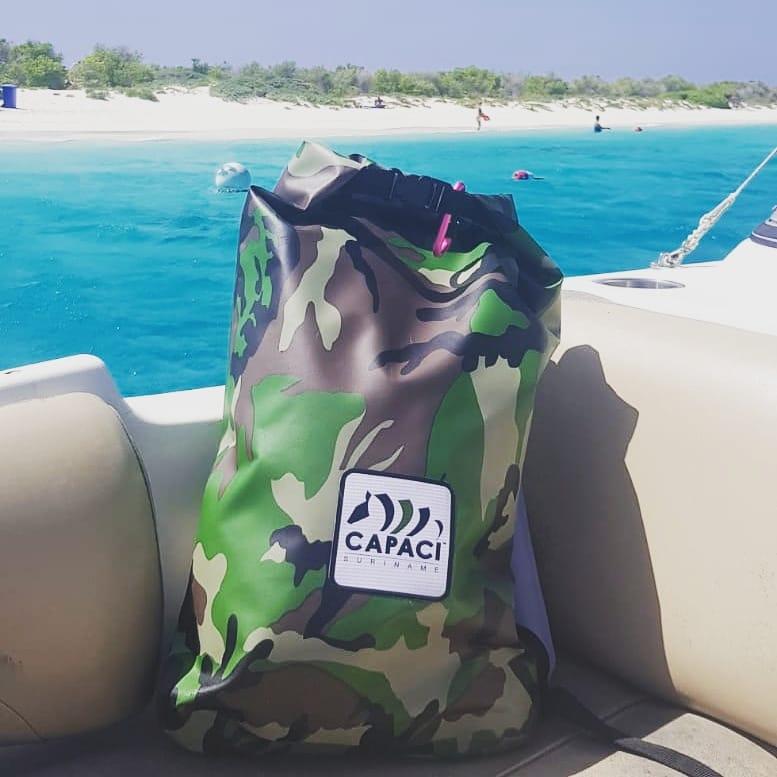Waterproof tassen exclusief verkrijgbaar bij gallery DeKuS