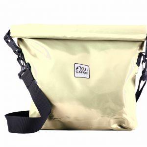 Capaci Waterproof tas in kleur ecru