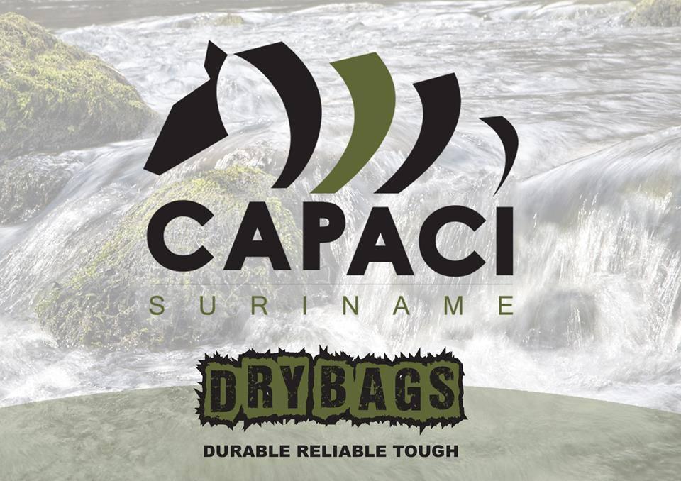 Capaci Waterproof tassen logo