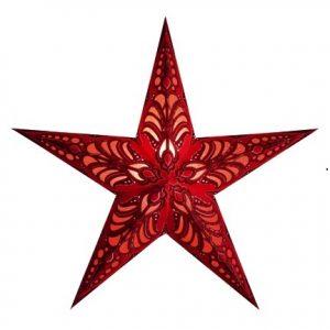 Kerstster Geeta Red